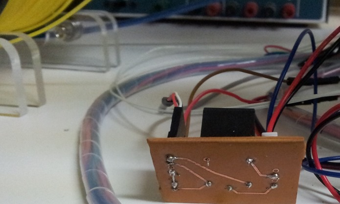 DIY PCB Auto Level Control Board