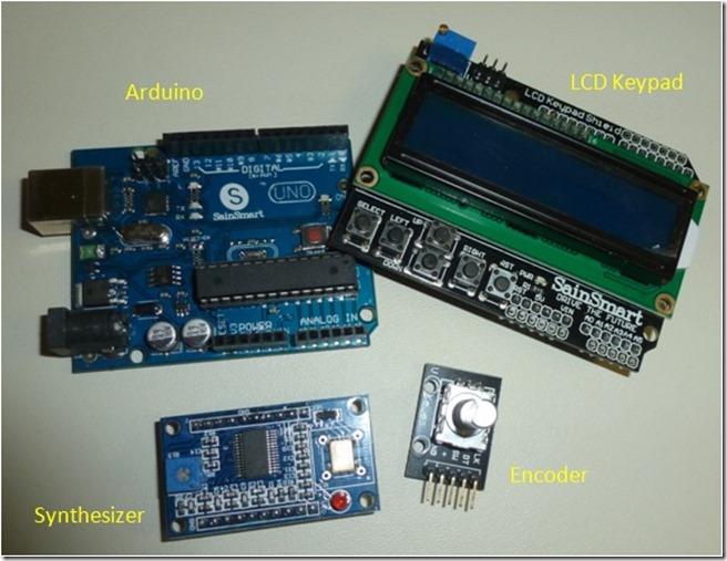 signal generator parts