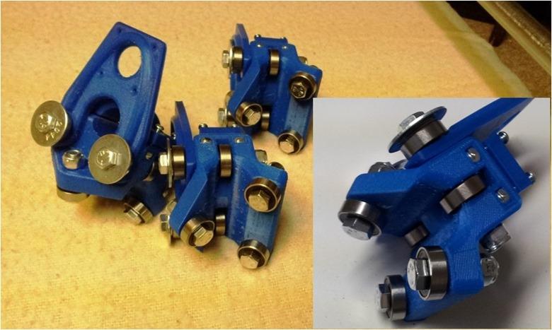 mpcnc roller assembley
