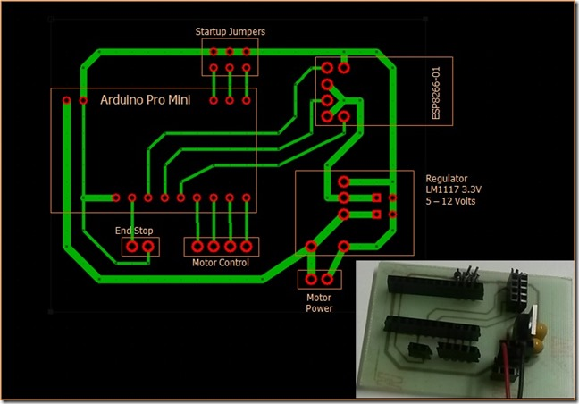 loop controller pcb