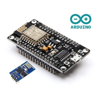 esp8266 arduino combination