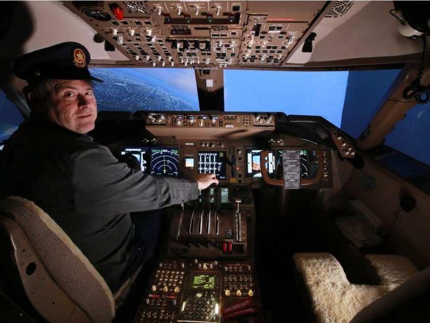 marco governali flight simulator