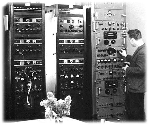shortwave radio diversity reception