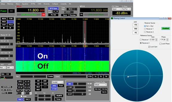 AFE822x Coherent RFI Filtering
