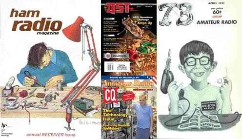 Remembering Ham Radio Magazines - Making It Up