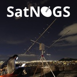 SatNOGS Community Discovered - A New Hobby - Making It Up %